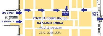 Knjiga na Beogradskom sajmu knjiga
